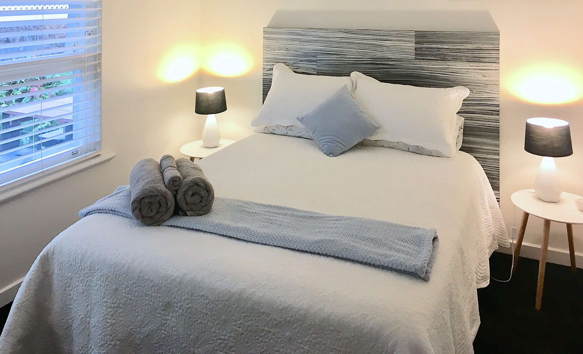 Adelaide beach holiday accommodation - bedroom two